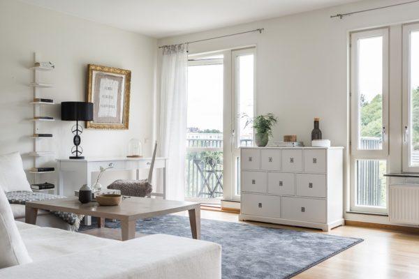 Mieszkanie szwedzkie w Södermalm