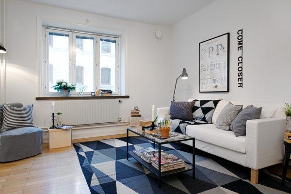 40 m² w Goeteborgu