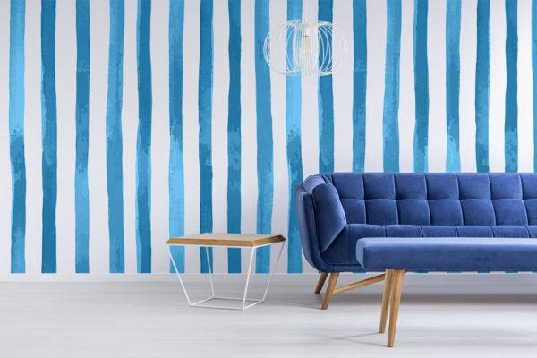 Naklejki na ścianę, czyli dekorujemy salon!