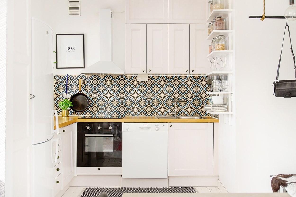 Płytki marokańskie do kuchni, łazienki, holu