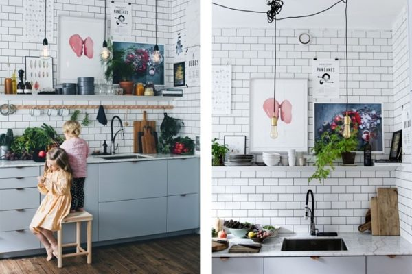 Trendy wnętrzarskie, plakaty do kuchni