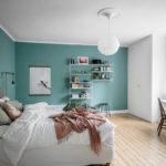 Mieszkanie z rustykalną kuchnią