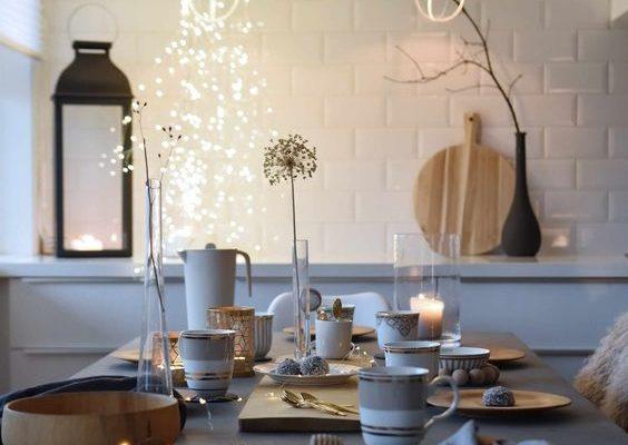 Świąteczna zastawa stołowa, ceramika od polskich projektantów