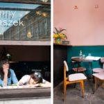 Ranny Ptaszek, bar śniadaniowy otulony różem