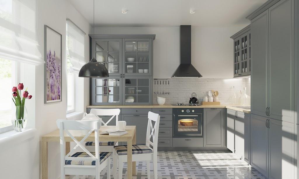 Jak zaprojektować ergonomiczną kuchnię